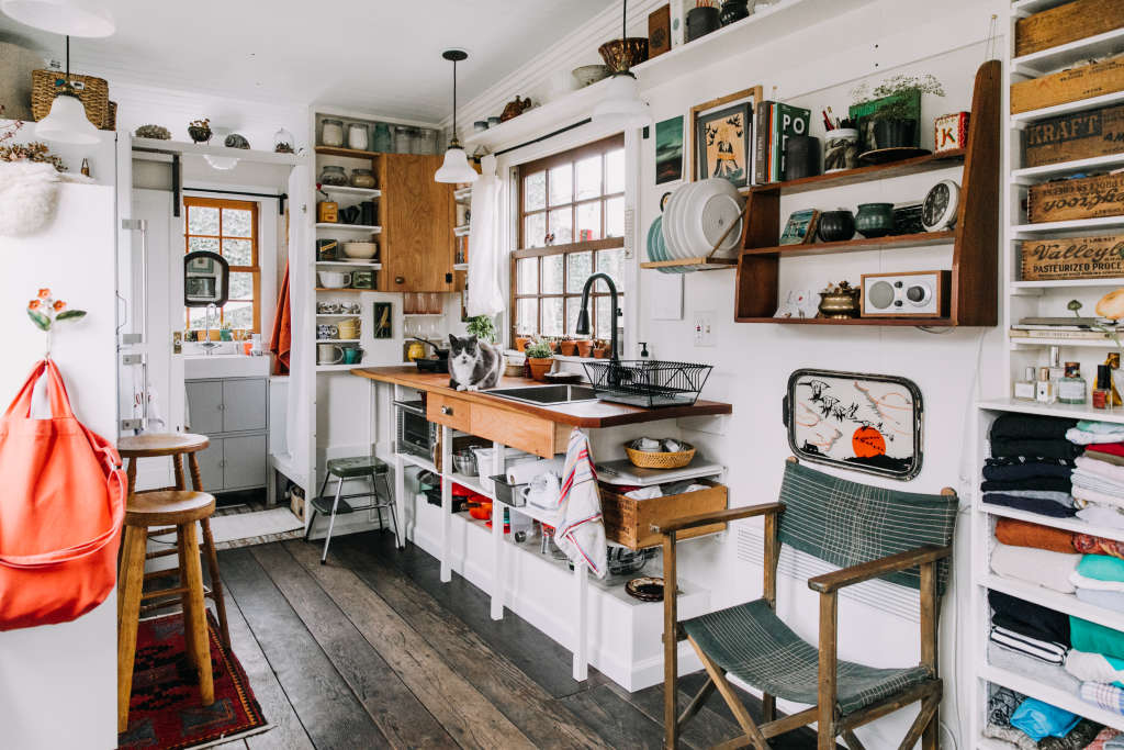 5 Lessons We Learned from a 160-Square-Foot Tiny House