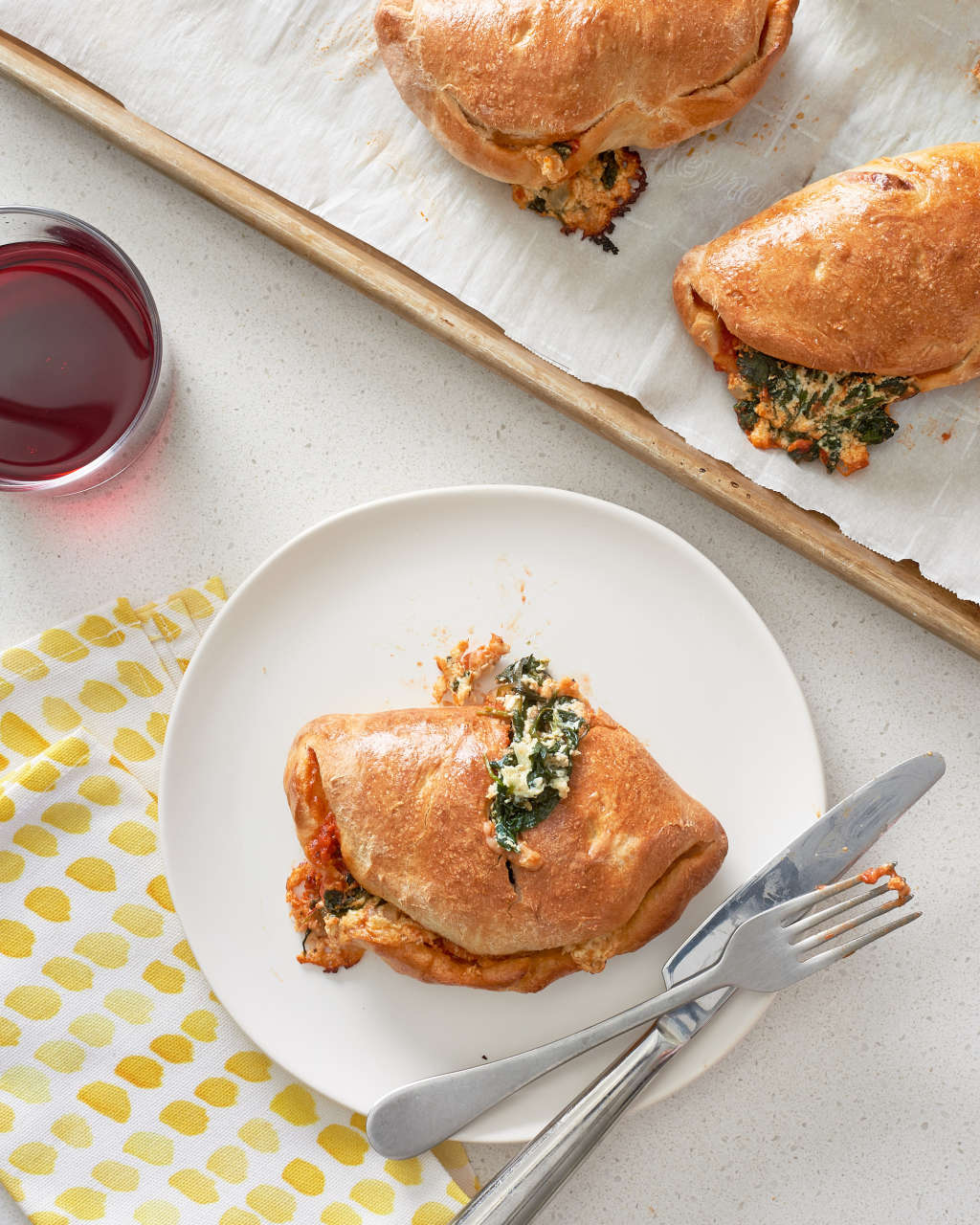 How To Master Calzones (and Freeze Them for Later)