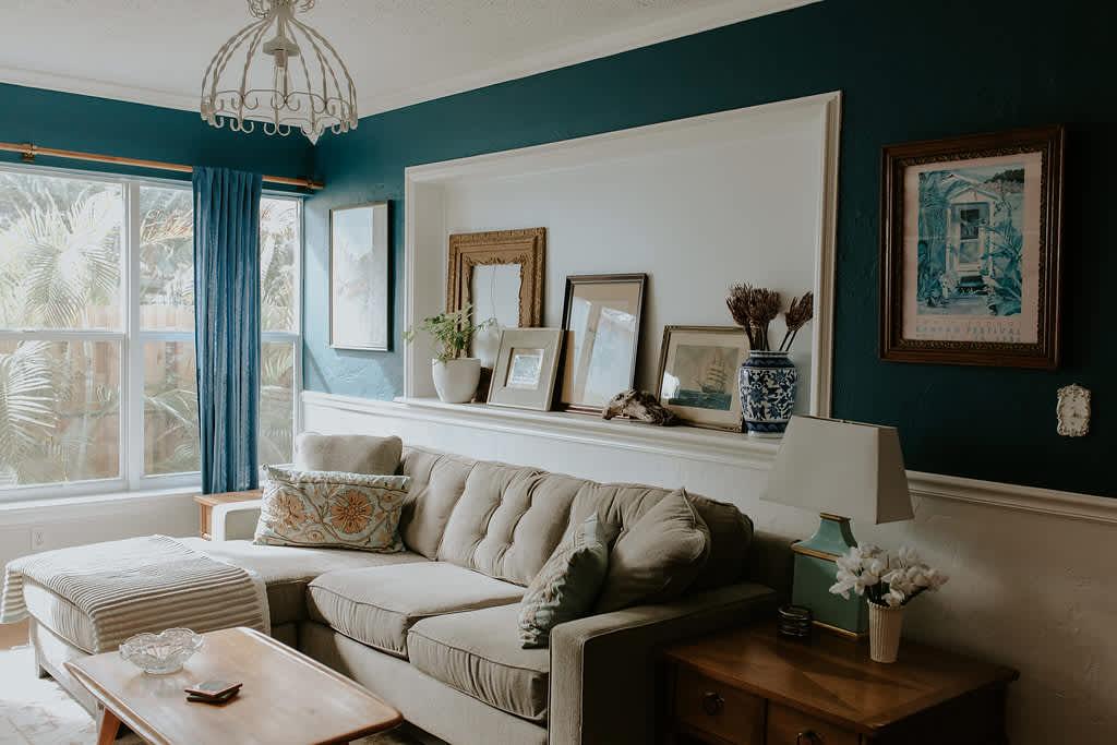Tour a Floral Designer's Classic, Elegant Florida Home