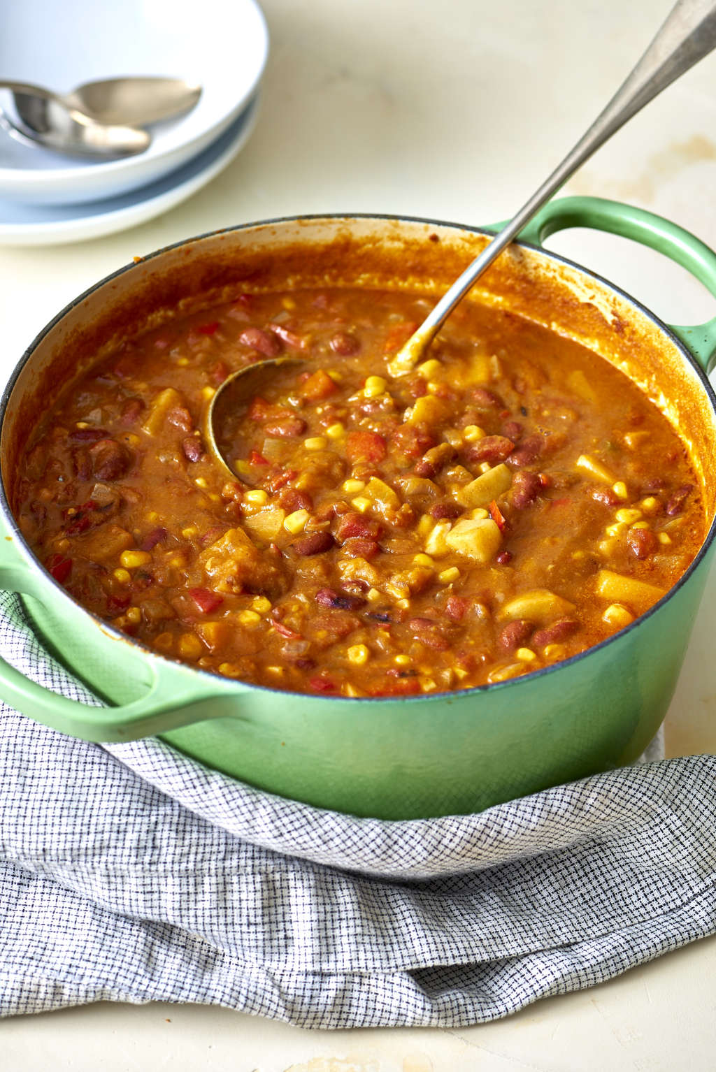 Pumpkin Chili Is Exactly What to Eat on Halloween