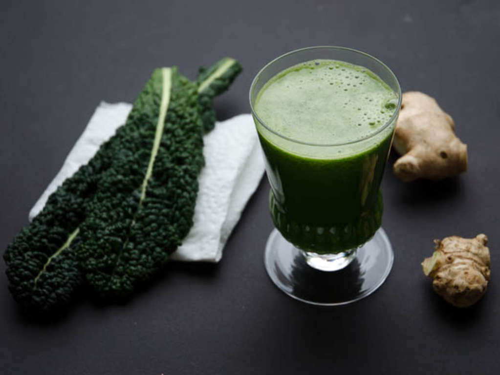 Green Juice: 5 Great Recipes to Try