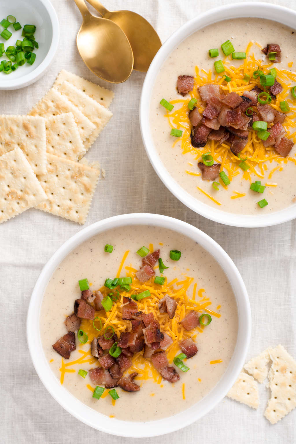 A Baked Potato Soup You Can Make with Just 5 Ingredients