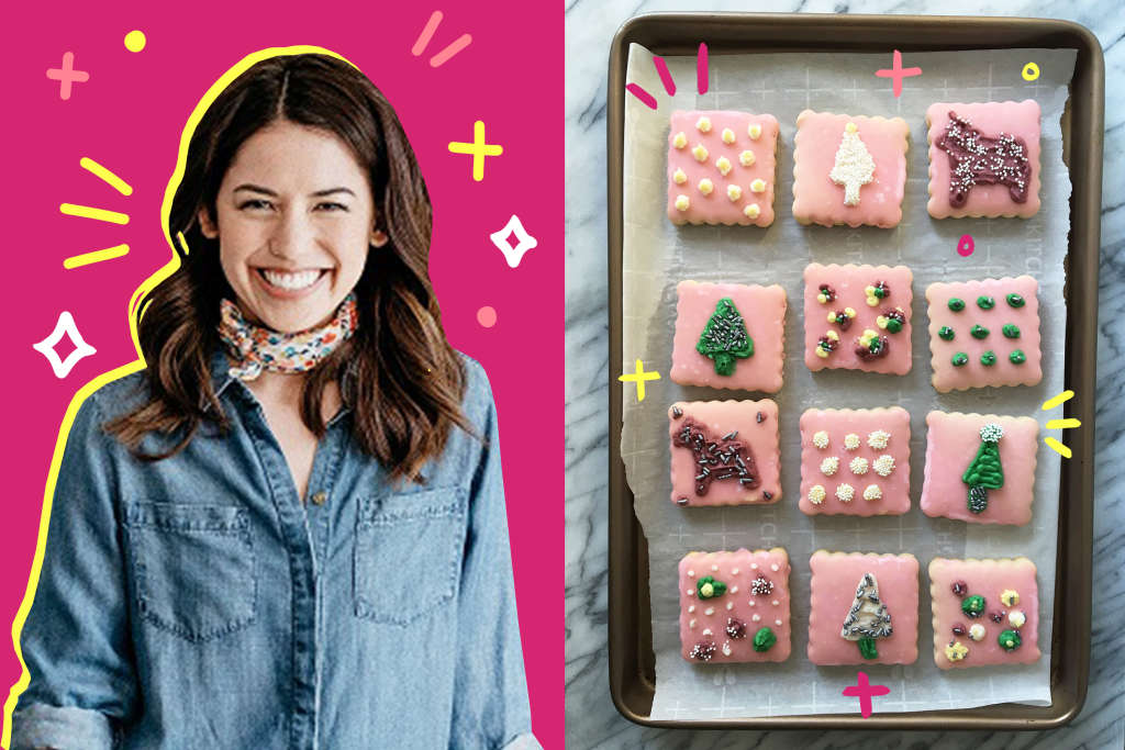 I Made Molly Yeh's Favorite Holiday Cookies