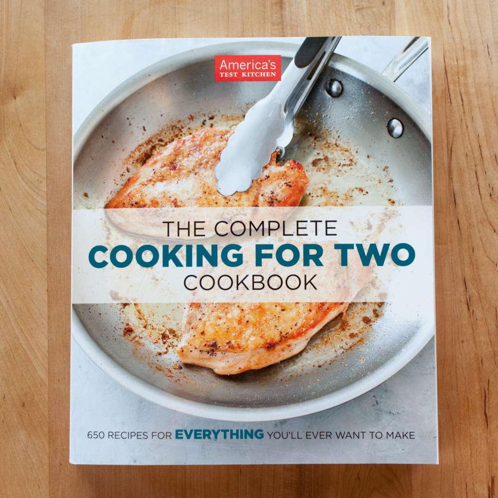 America's Test Kitchen Has a Cookbook For You   Kitchn