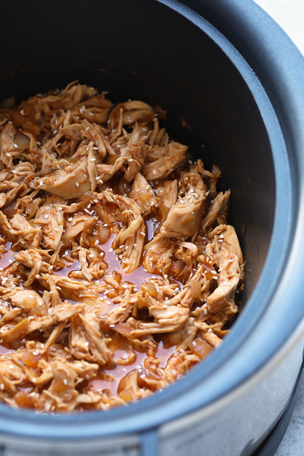 This Slow Cooker Sesame Chicken Is a Meal Prep Miracle