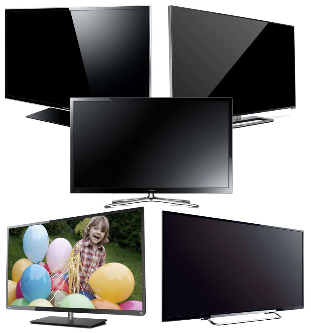 The 5 Highest Rated HDTVs For Under $1,000