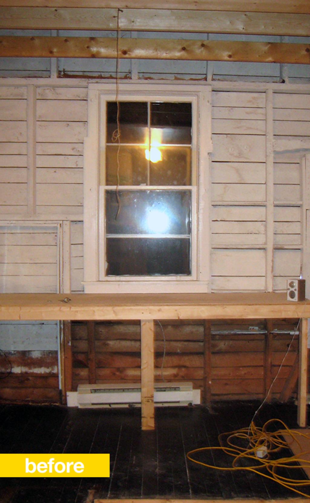 Kitchen Before Amp After A Rundown Cottage Kitchen Gets A