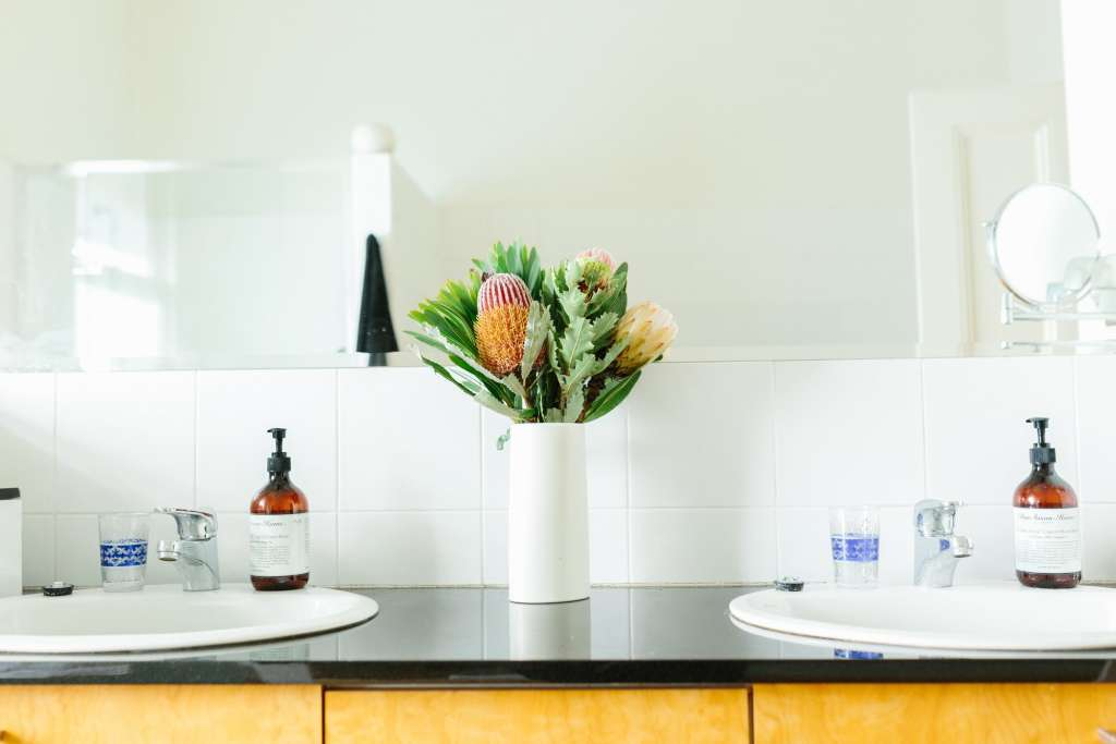 Organizing Solutions that Make it Easier to Share a Bathroom