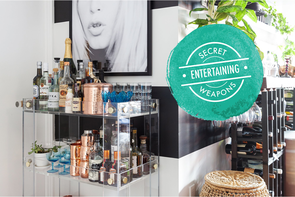 Small-Space Entertaining: Expert-Recommended Essentials