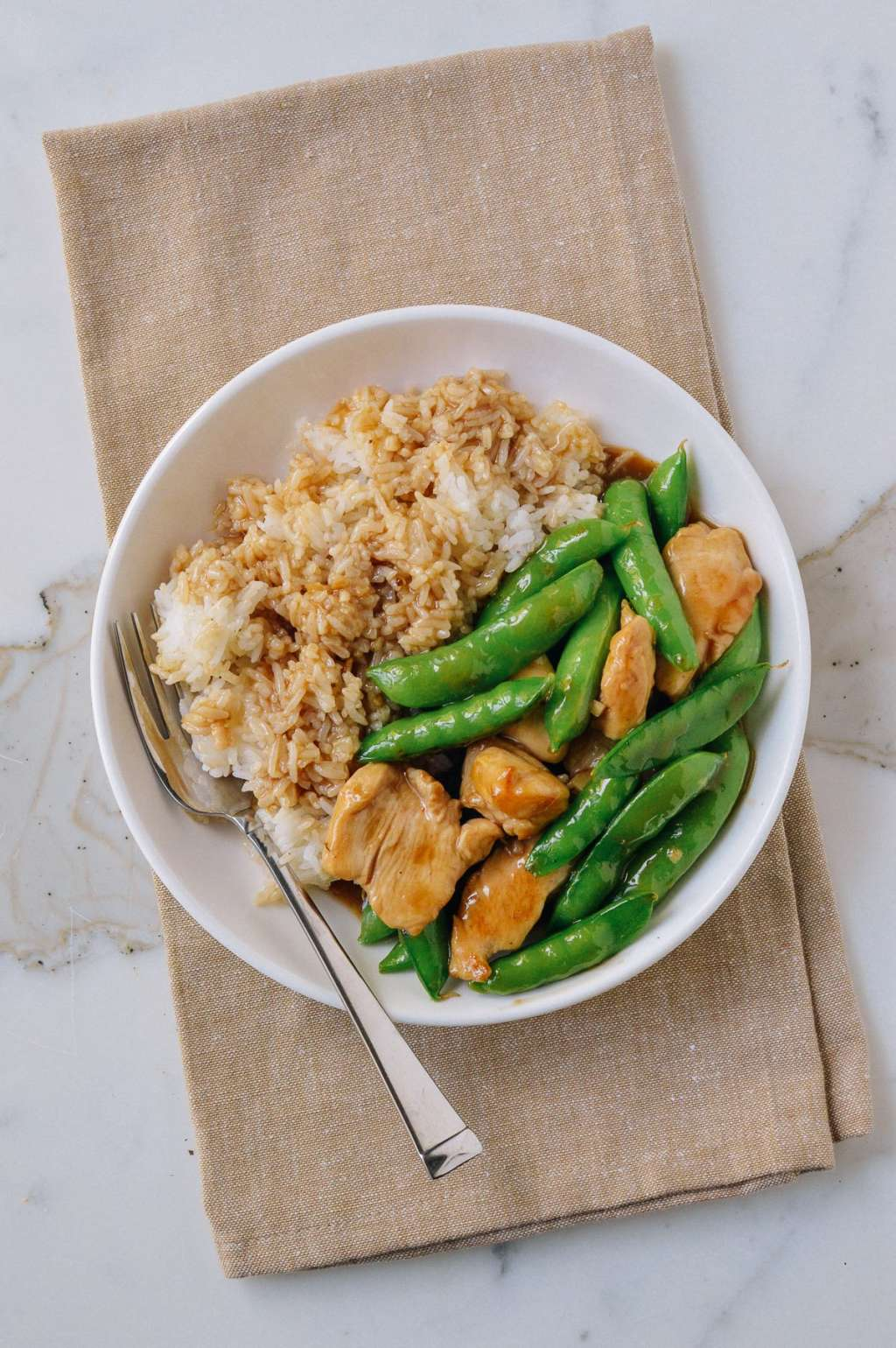 Recipe: Chicken and Snap Pea Stir-Fry