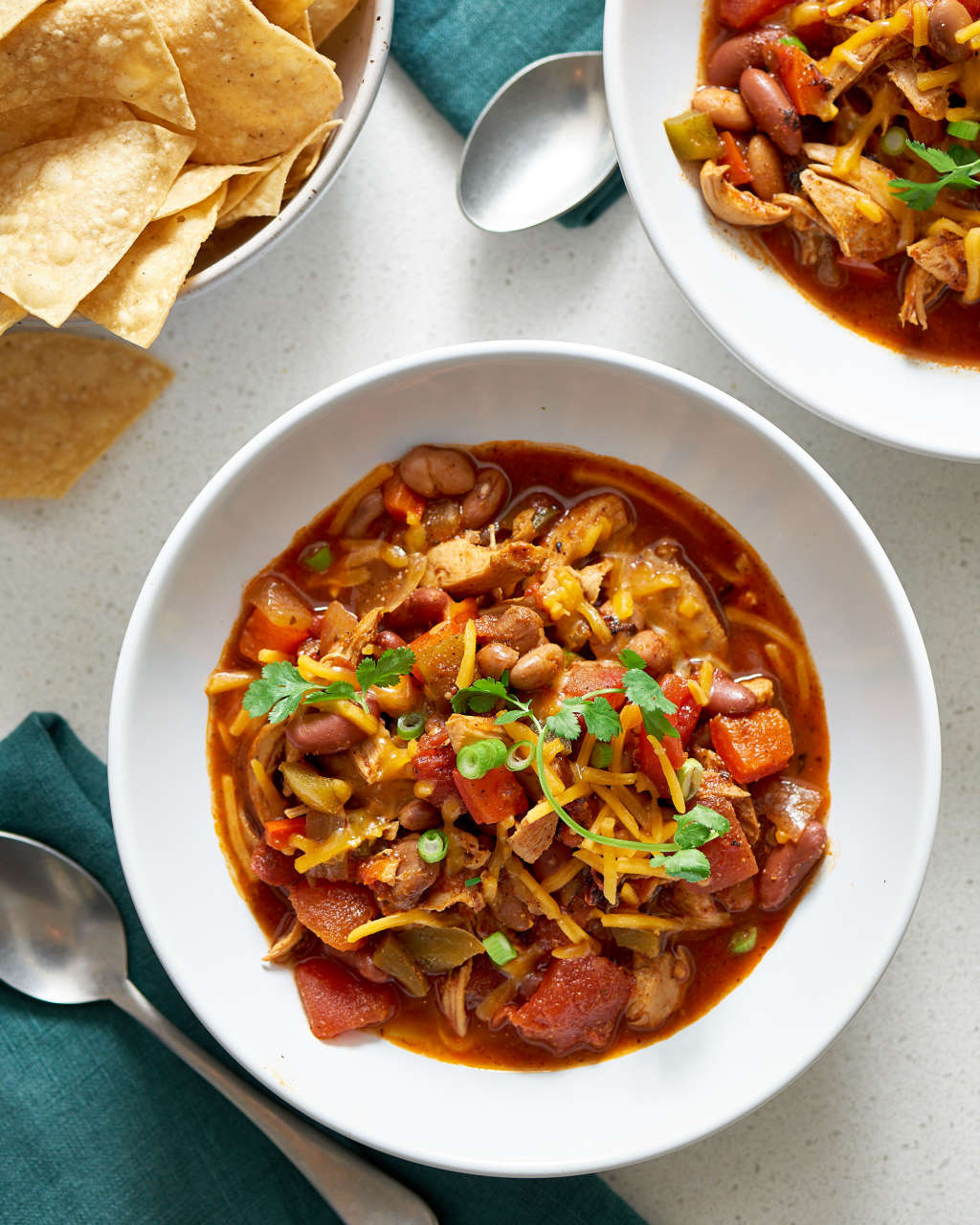 Chicken Taco Chili Is Proof You Can Have It All