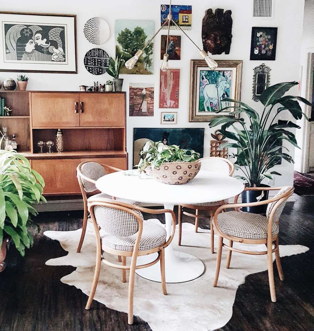 The Gallery Wall Style That's Over the Top (in the Best Way)