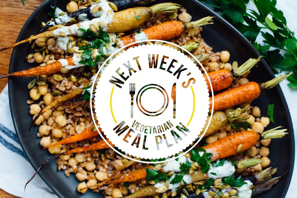 The 5 Vegetarian Dinners I Eat During Thanksgiving Week