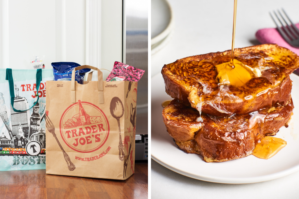 Trader Joe's French Toast Is a Christmas Revelation