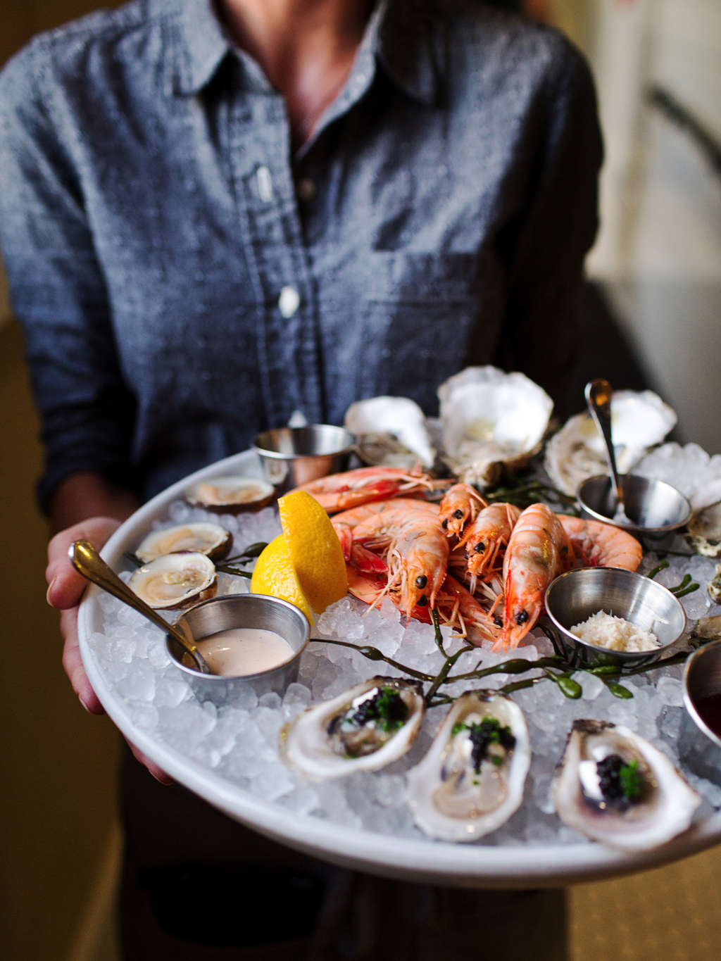 5 Great Cities for Food-Lovers