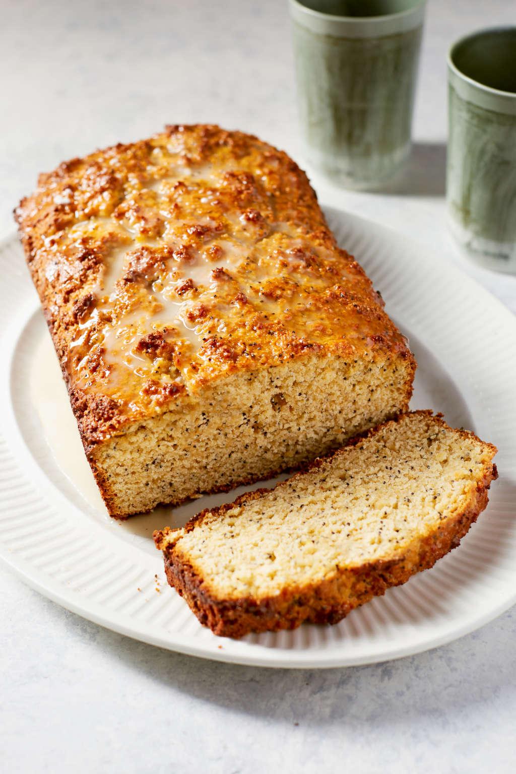 Lemon Poppyseed Quick Bread