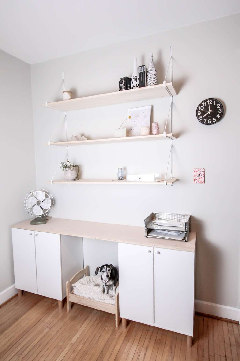 """How To Make an IKEA Hack """"Fauxdenza"""""""