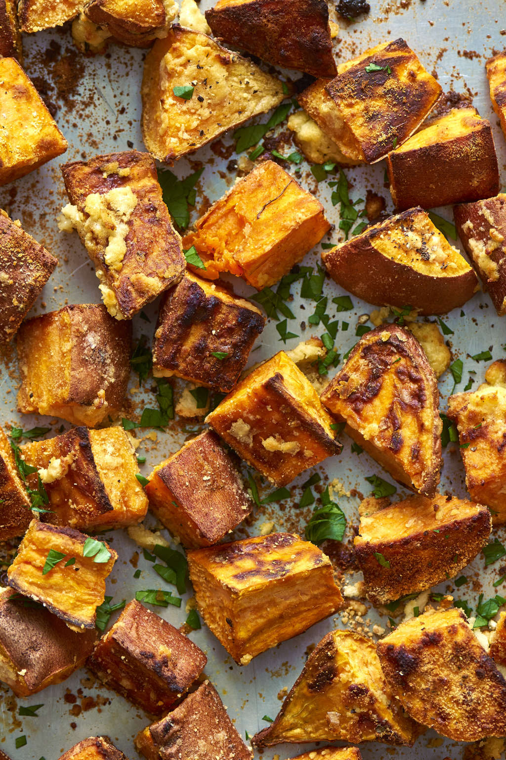 Here's How to Make Your Roasted Veggies Mind-Blowing