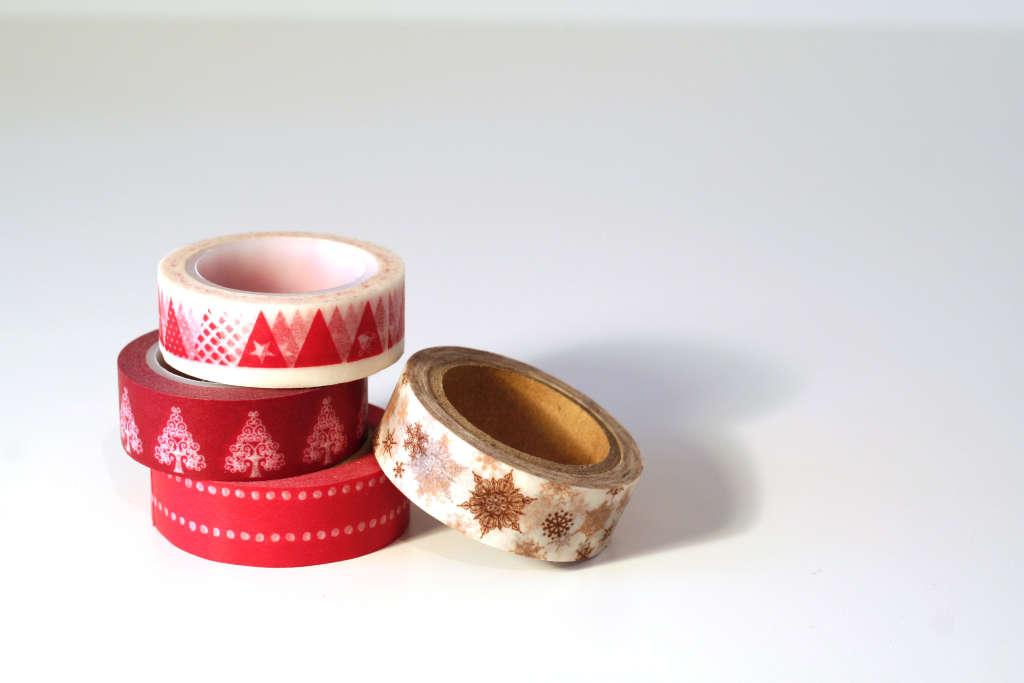 11 Wonderful Uses for Washi Tape This Holiday Season