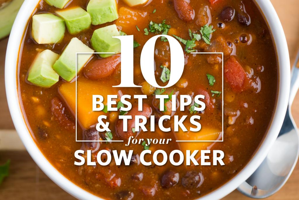 Kitchn's 10 Smartest Hacks for Your Slow Cooker