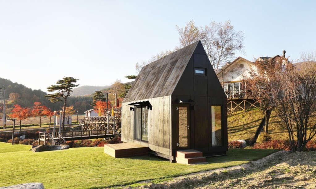 Tiny House Fever Hits the Olympics