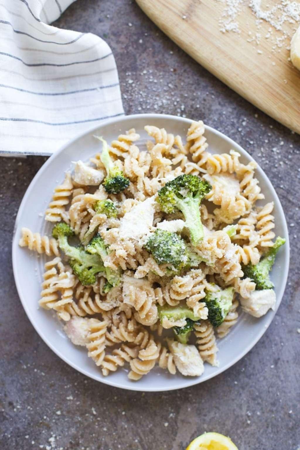 Make This Lemony Roasted Chicken  Broccoli Pasta Tonight  Kitchn-1891