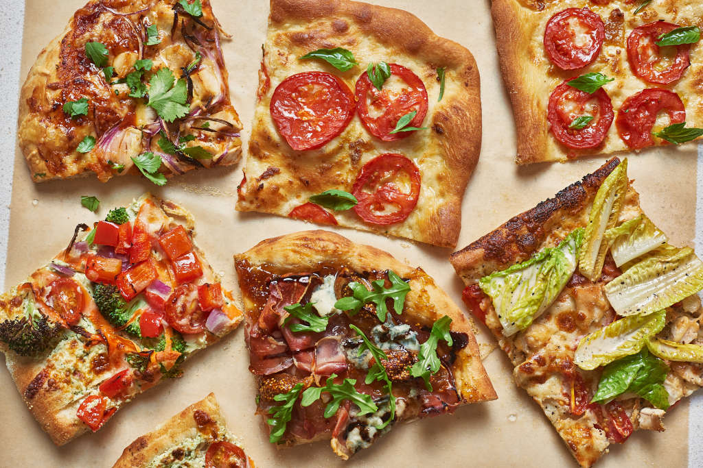 10 Recipes That Prove Pizza Solves Everything