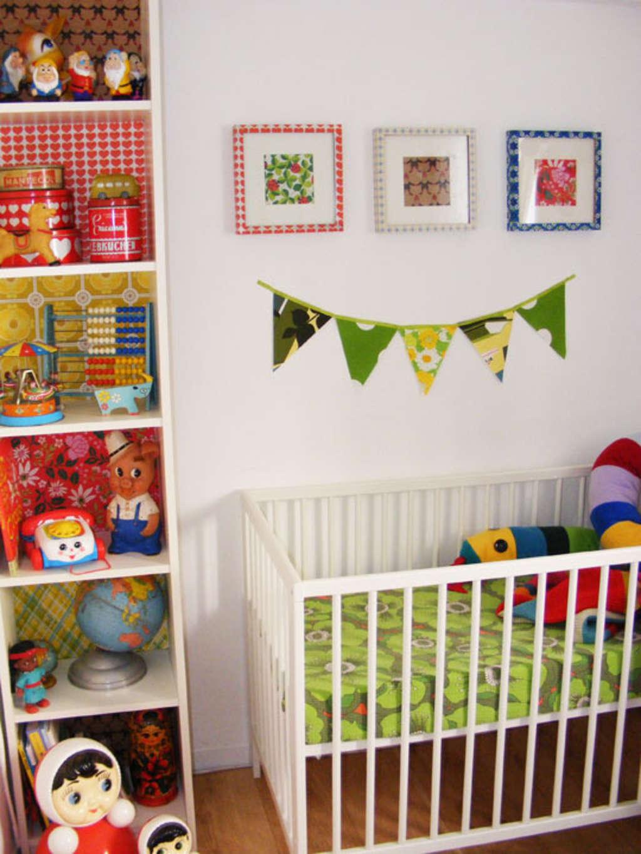 Uggie S Ikea Diy Nursery Apartment Therapy