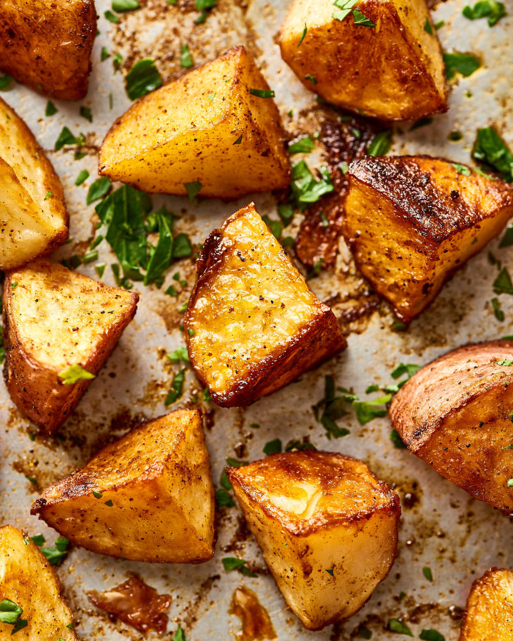 3-Ingredient Cajun Potatoes Go with Basically Everything