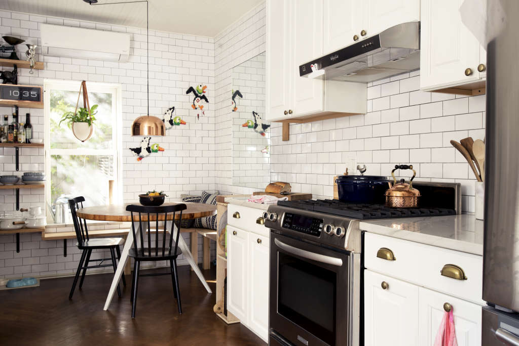 25 White Kitchens That Are Anything But Bland & Basic