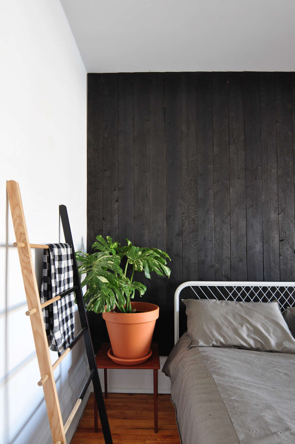 Vertical Wood Paneling Modern Shiplap Alternative