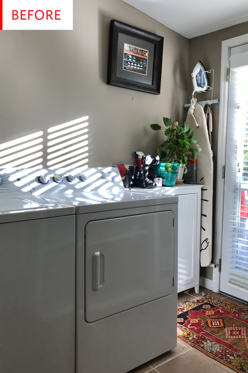 This Laundry Is Now the Exact Opposite of Basic and Boring