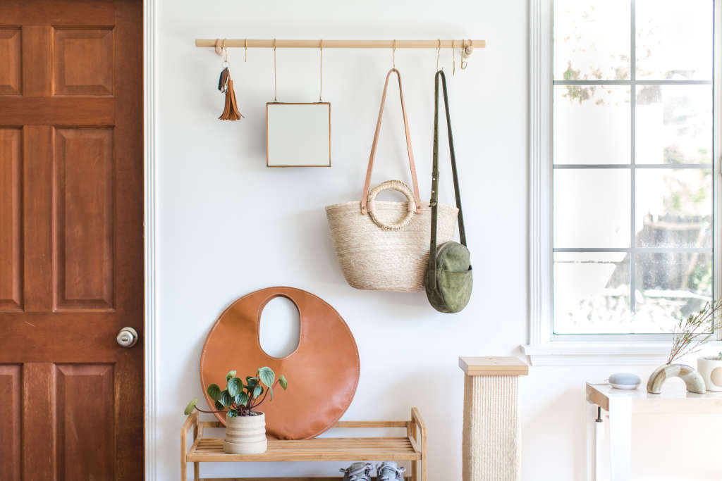 11 Ways IKEA Can Rescue Your Cluttered Entryway