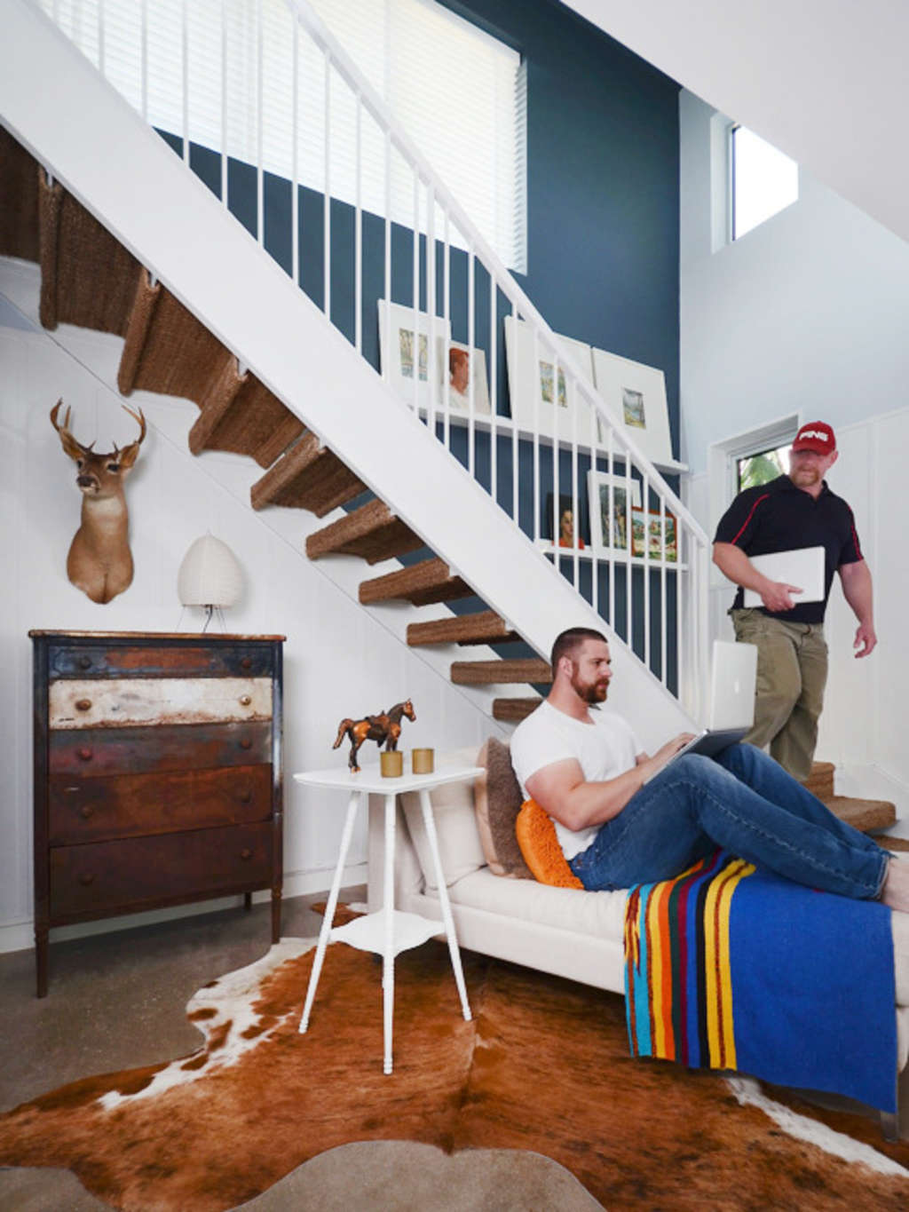 Chris & Roger's DIY + Modern Farmhouse