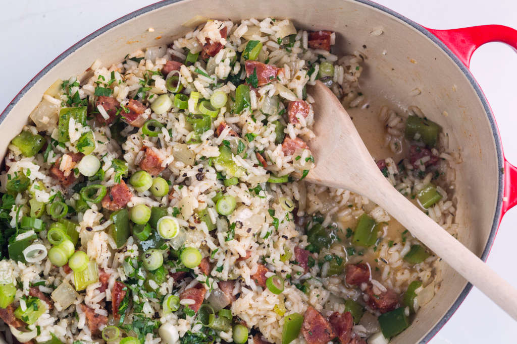 If You Love Rice, You'll Love These One-Pot Dinners
