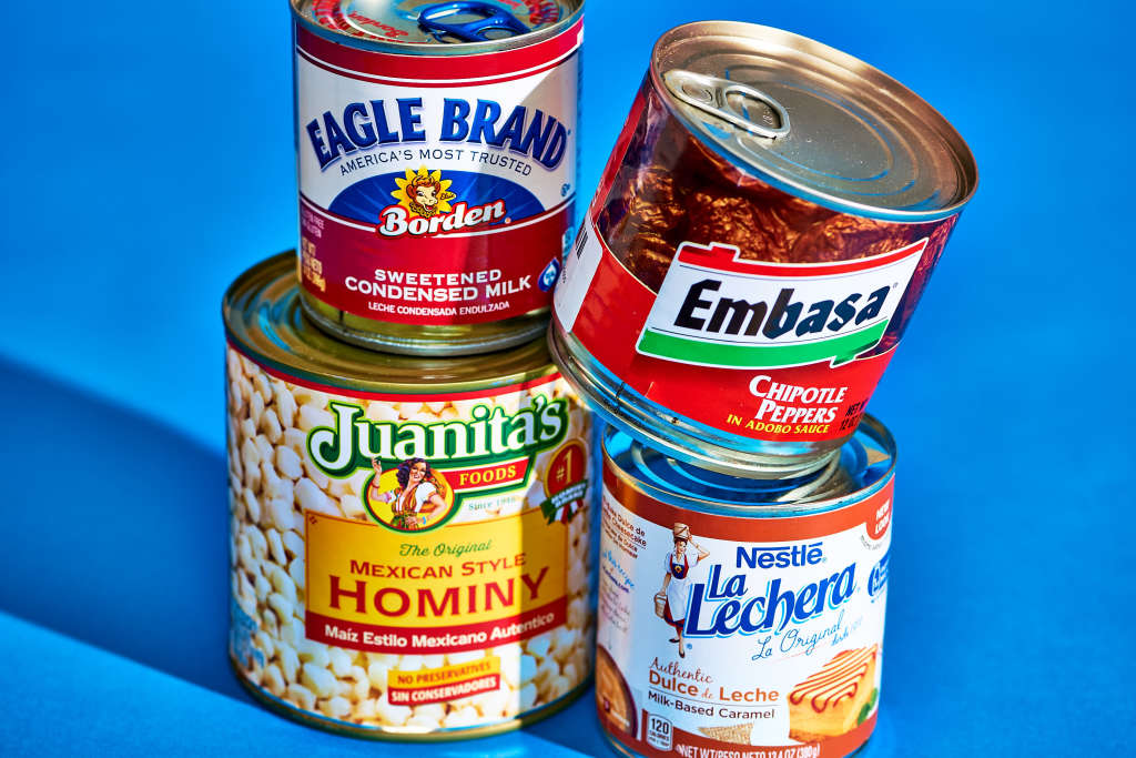 The Best Canned Goods to Get at a Mexican Supermarket