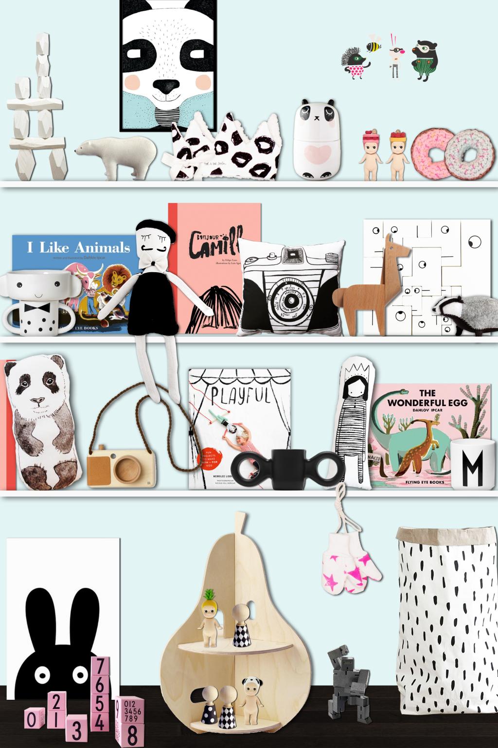 31 Kids Gift Ideas to Satisfy Your Inner Design Snob