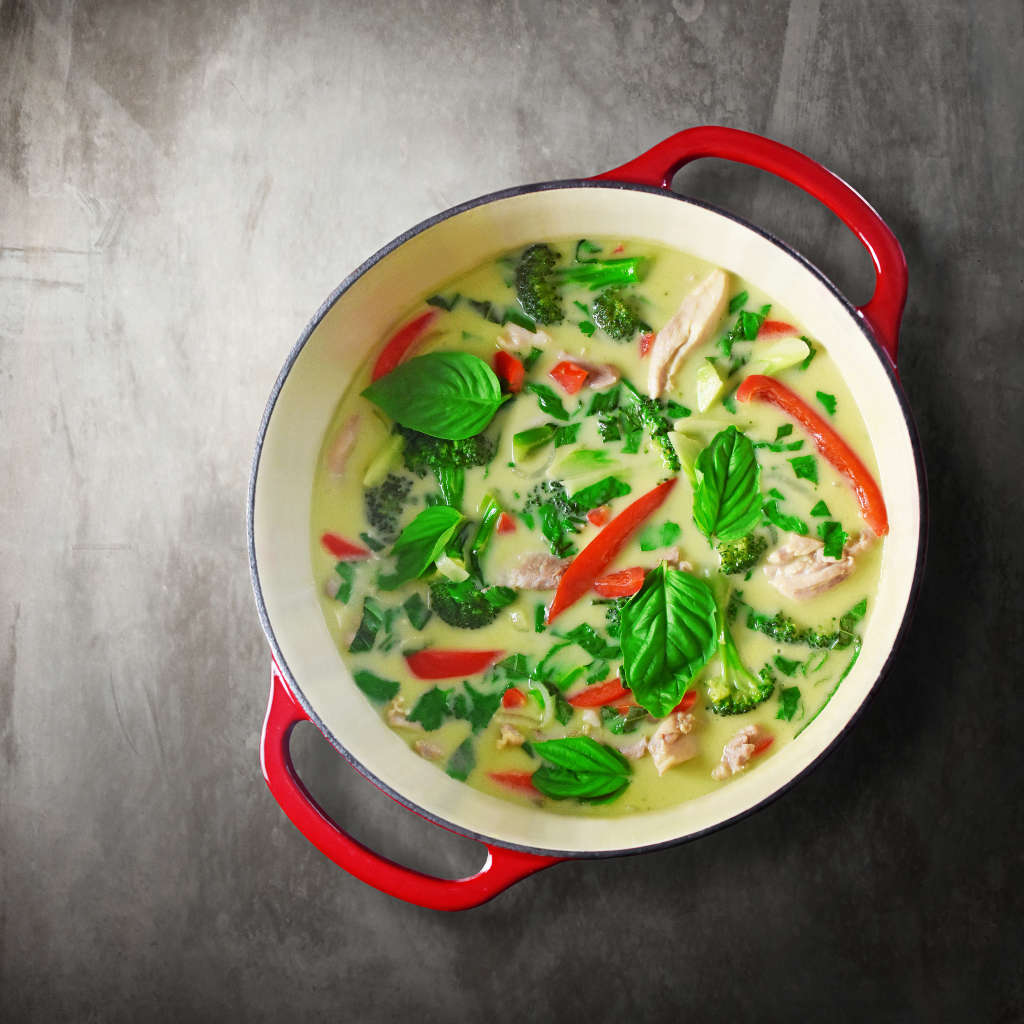 How Nom Nom Paleo Makes Her Chicken Curry in a Hurry