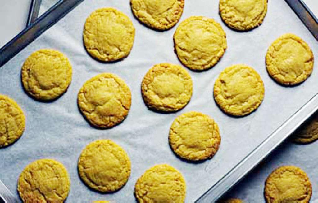 Christina Tosi's Corn Cookies from Momofuku Milk Bar