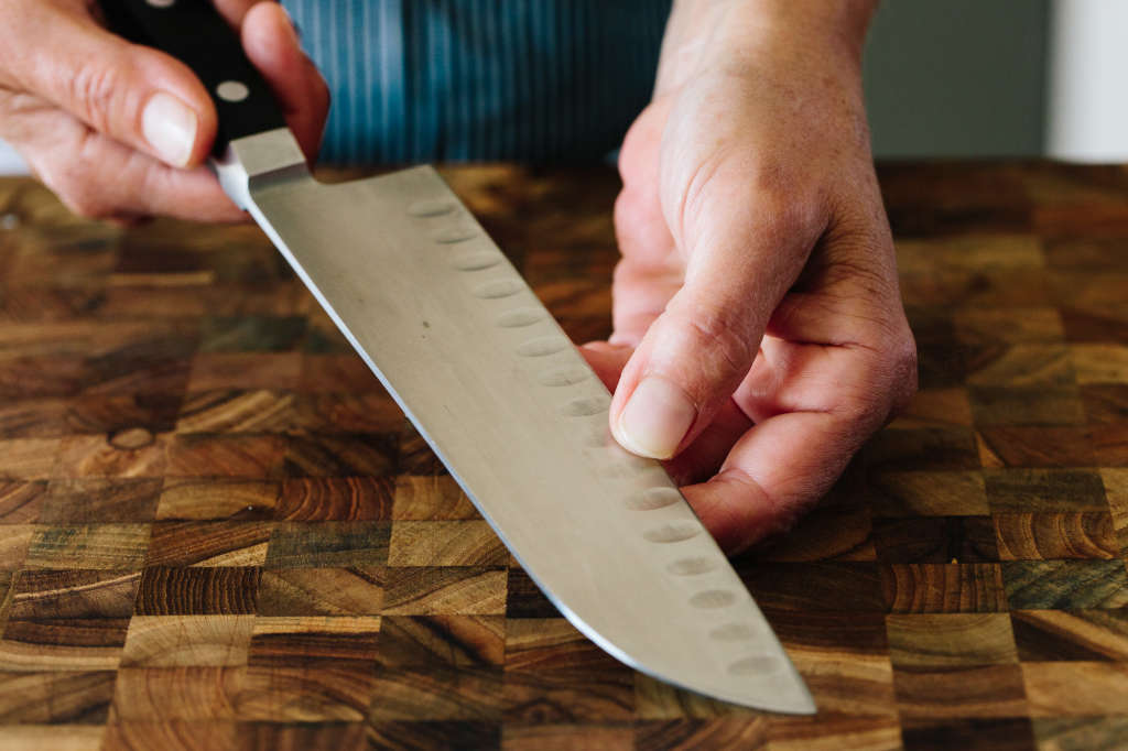 How To Sharpen a Knife: The Video
