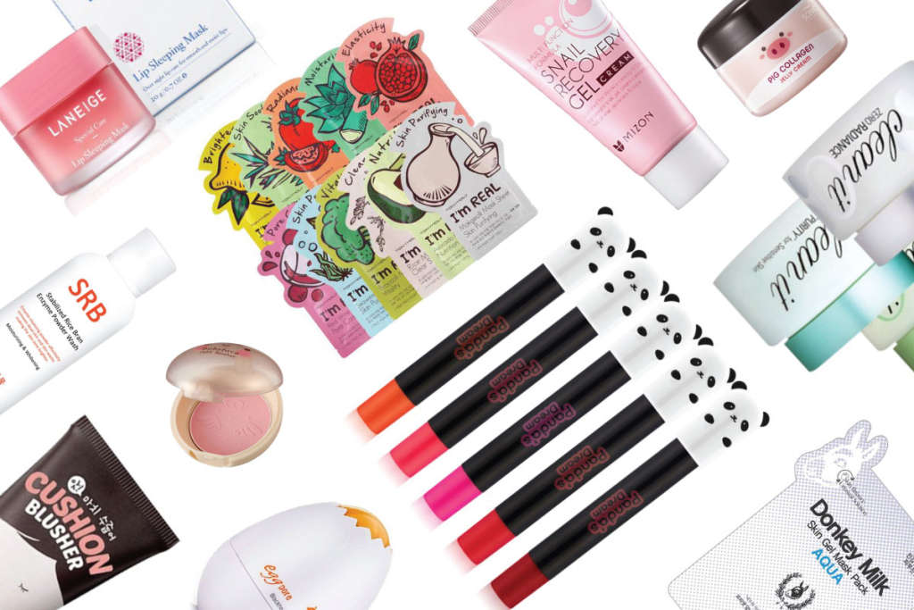 Why Korean Beauty Products Are Everywhere Right Now
