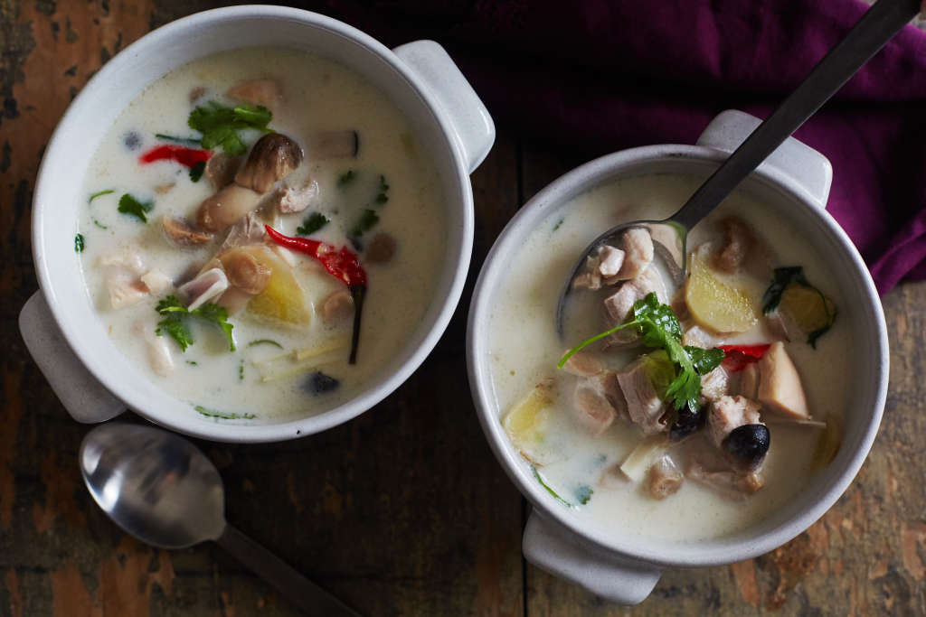 How To Make Tom Kha Gai: The Best Method for Most Home Cooks