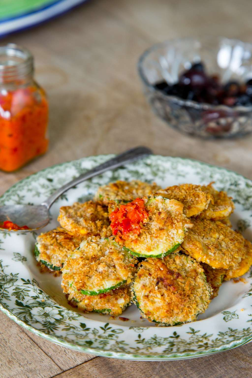 Cook This Now: Baked Zucchini Parmesan Crisps