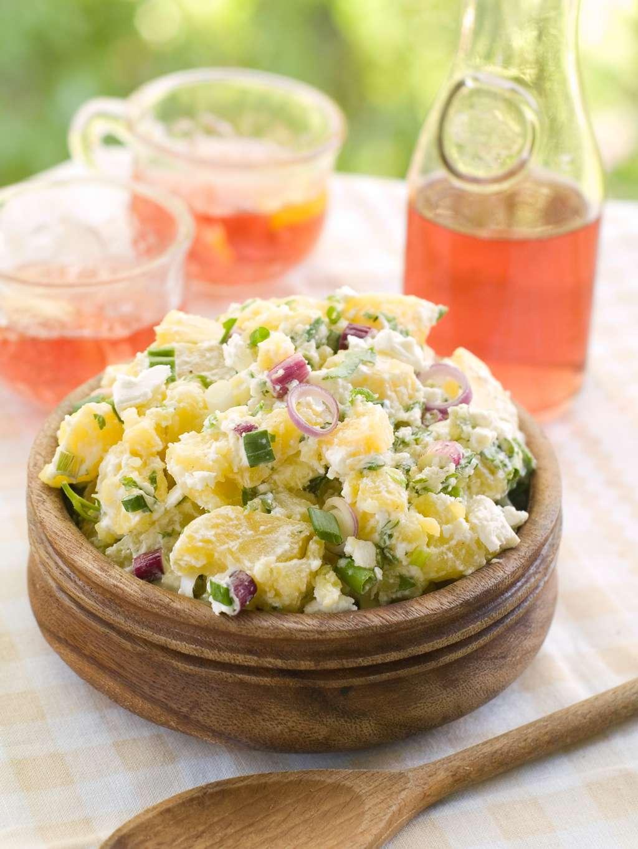 The Right Order to Make Potato Salad