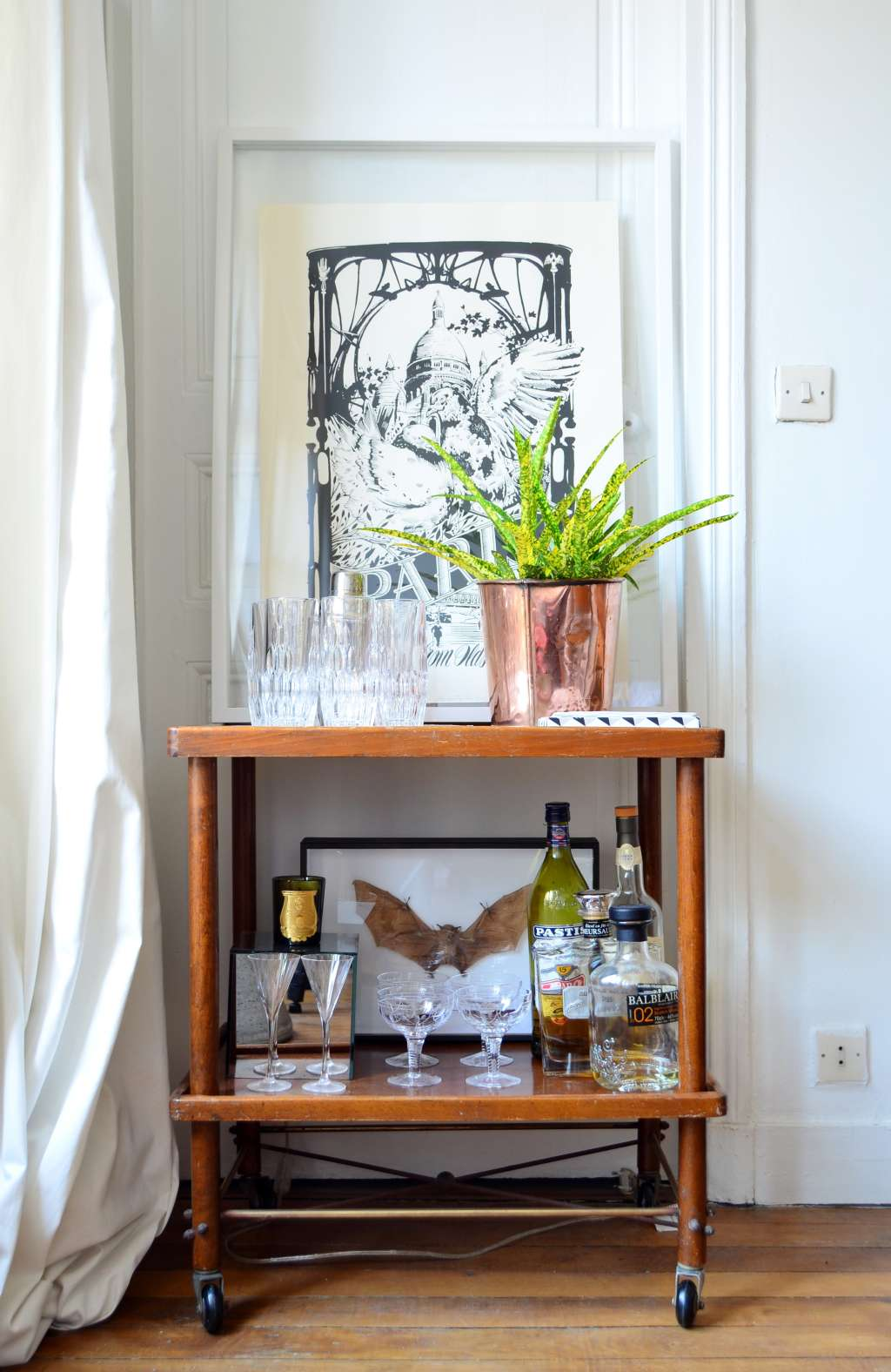 The Many Lives of Bar Carts: 6 Ways to Use Them for Grilling, Sipping and More
