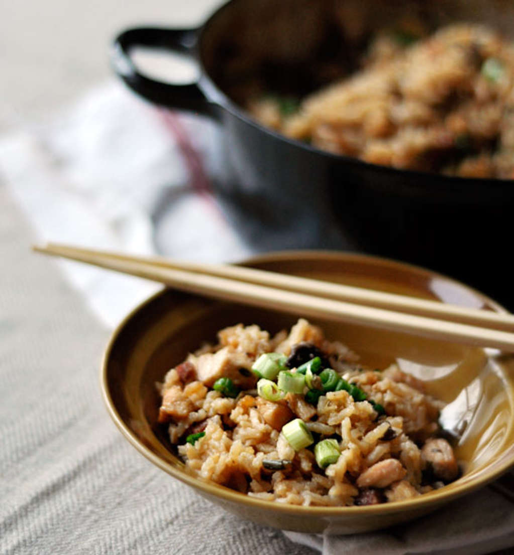 Recipe: Chinese No-Clay-Pot Chicken with Soy & Ginger