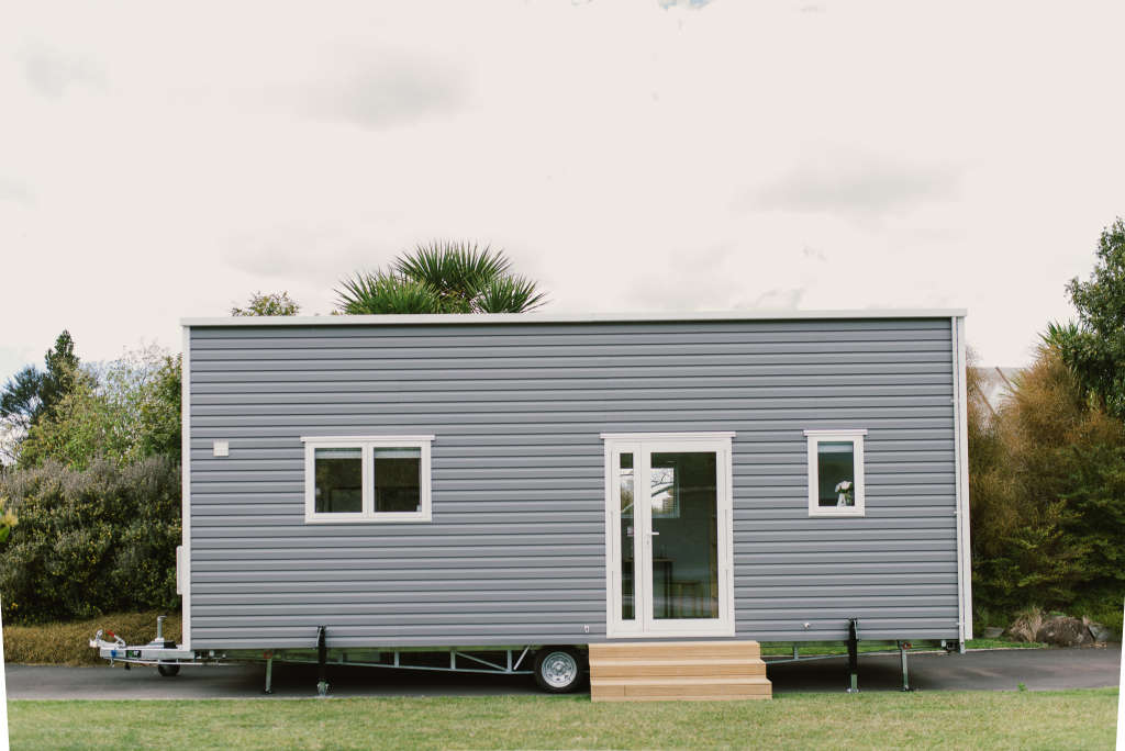 This Tiny House Sleeps Up to 6 People and Is Under $40K