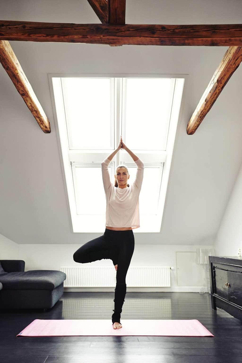 Wellness at Home: Workouts to Do While Indulging Your Netflix Addiction