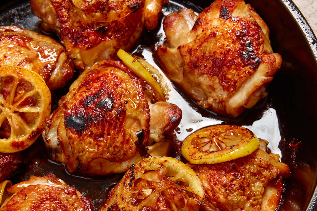 Our Top 20 Chicken Recipes of 2016