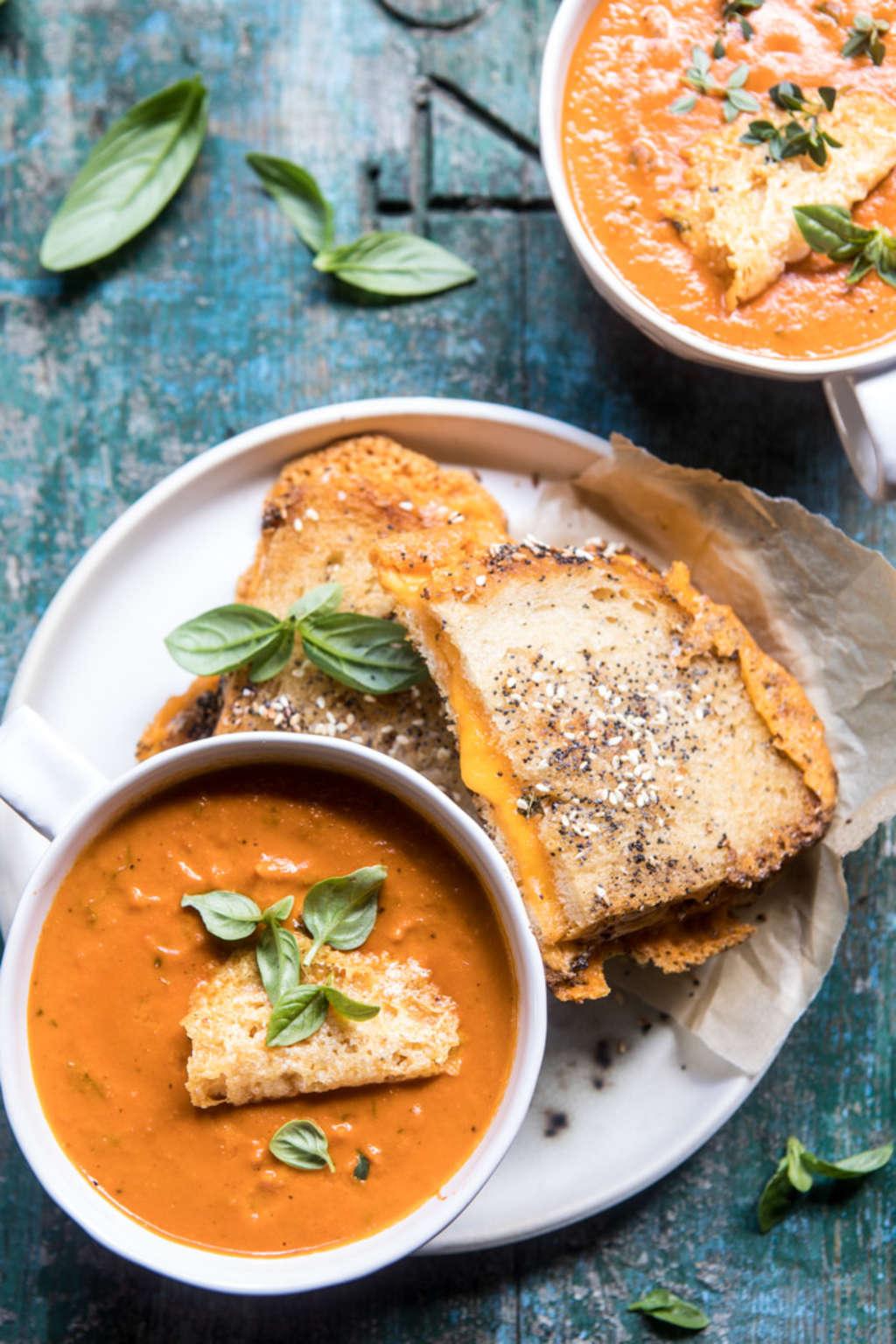 Got Fresh Tomatoes? Make This 6-Ingredient Soup ASAP.